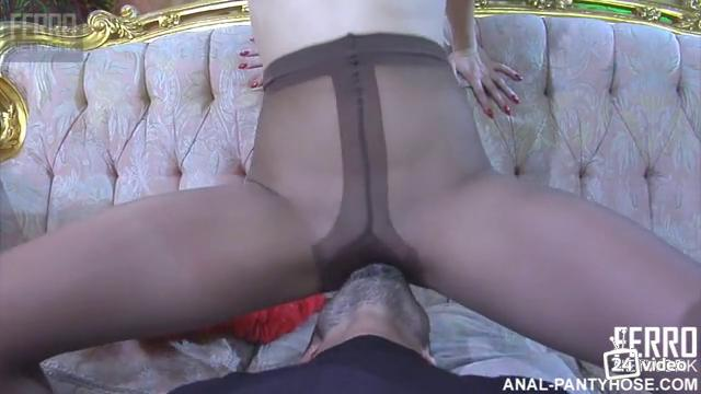 Griffith & Frederic (Anal Pantyhose) (2012)